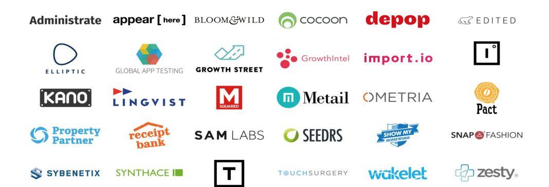 Upscale Company Logos